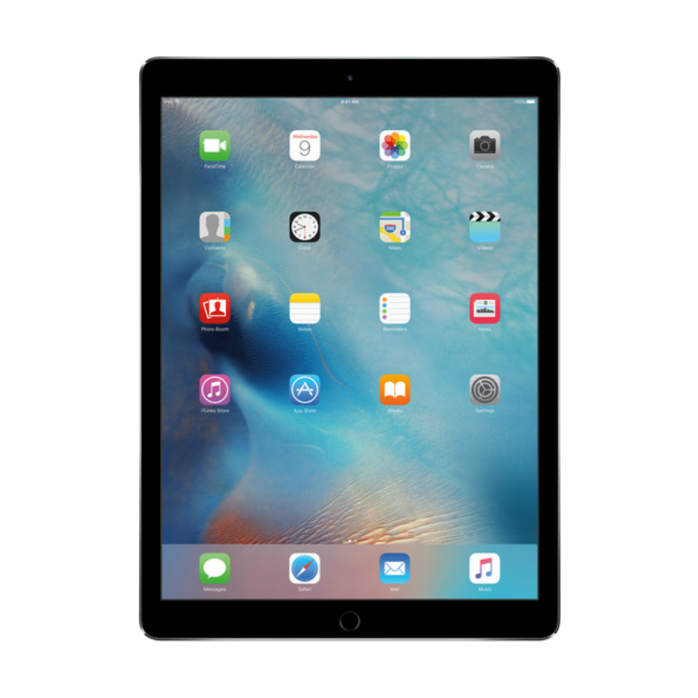 Tableta Apple iPad Pro cenusie Wi-Fi cu ecran de 12.9 inch si memorie de 32GB