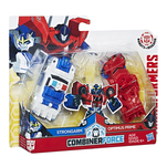Set figurine Transformers Crash Combiner