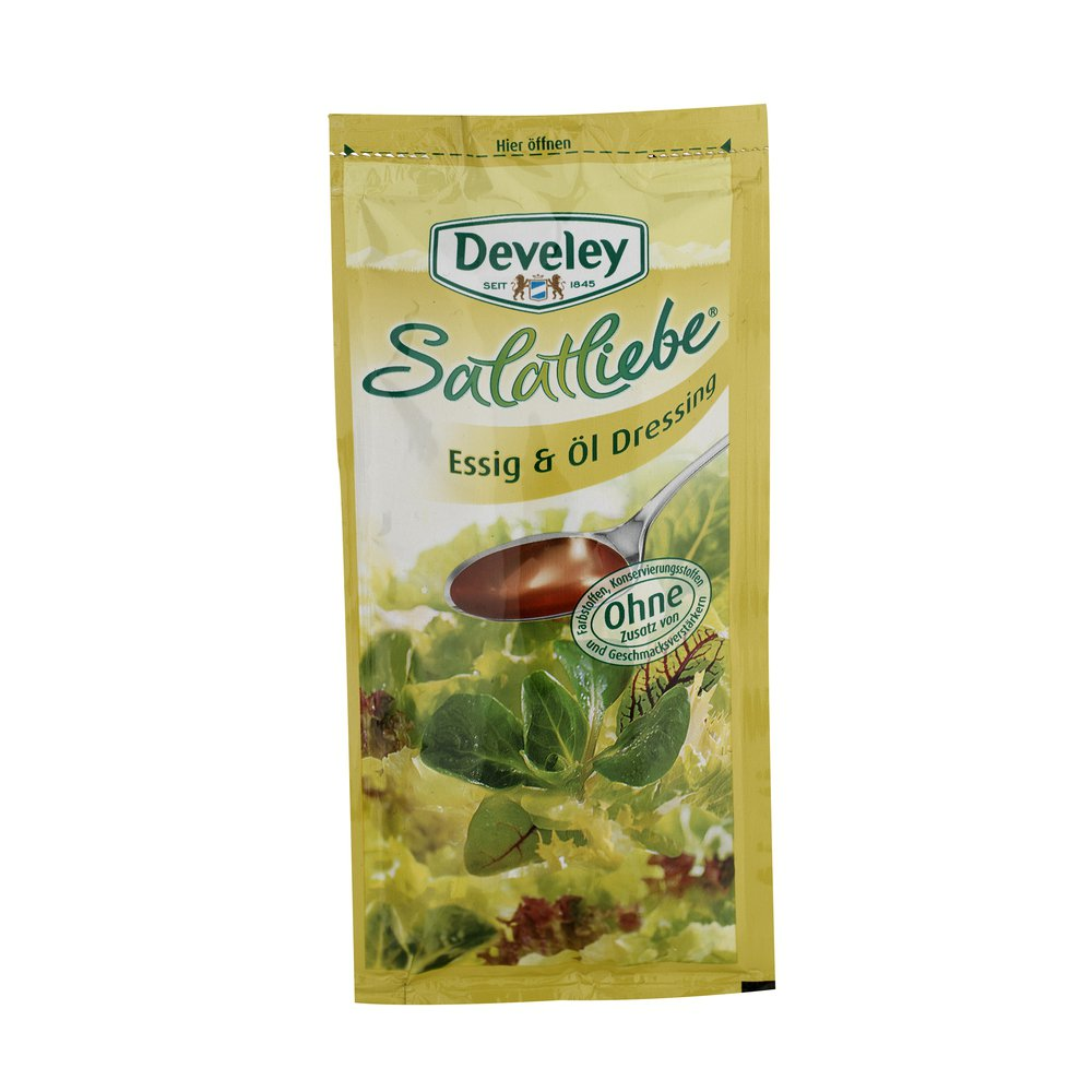 Dressing otet si ulei Develey 75 ml