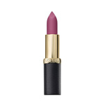 Ruj mat L'Oreal Paris Color Riche Matte 472 Purple Studs, 4.8 g