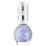 Lac de unghii Top Coat Miss Sporty 888 Sparkle Touch, 7 ml