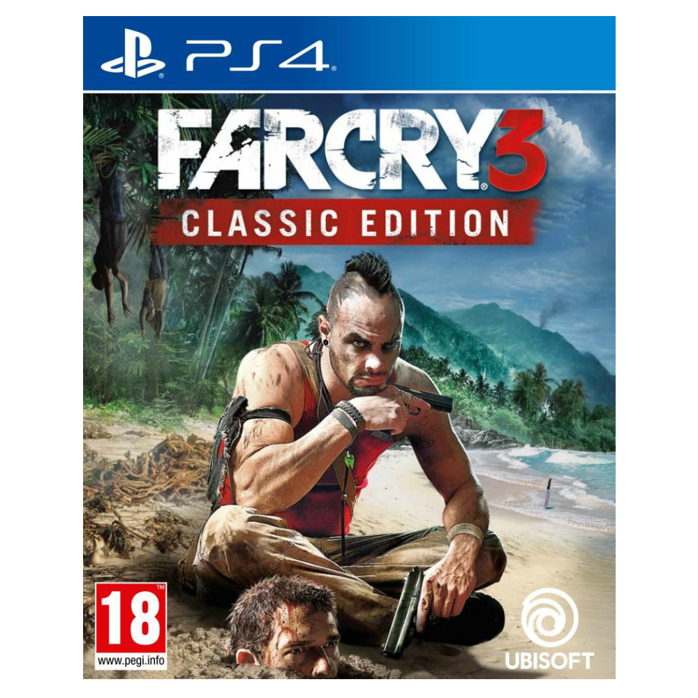 Joc Far Cry 3 Classic Edition pentru Playstation 4