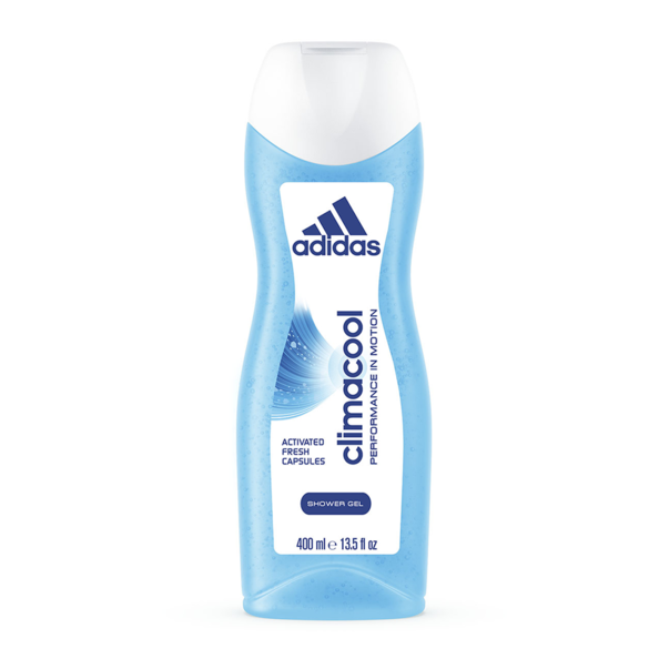 Gel de dus Adidas Climacool Women 400 ml
