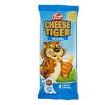 Branza Zott Cheese Tiger Sticks 4 x 21g