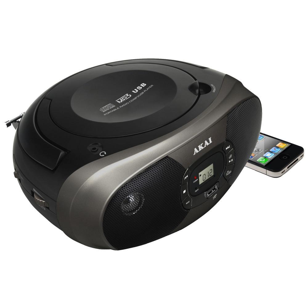 Radio cu CD player si port USB Akai BM004A-614