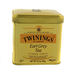 Ceai Earl Grey Twinings 100 g
