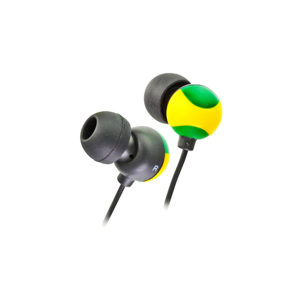 Casti in ear JVC HA-FX20YG All Star cu difuzor de 8.5mm