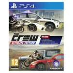 Joc The Crew Ultimate Edition pentru Playstation 4