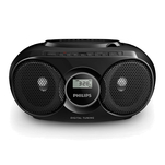 Radio CD Philips AZ318B portabil cu conectivitate USB
