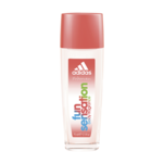 Apa de toaleta Adidas Fun Sensation, 75 ml