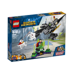 LEGO Super Heroes Superman si Krypto 76096