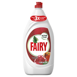 Detergent de vase Fairy Pomegranate & Red Orange, 1300 ml