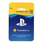 Abonament Playstation Plus pentru 1 an