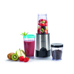 Blender smoothie Qilive cu 6 recipiente si 2 lame inox