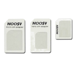 Set adaptor Nano SIM 3 in 1 Noosy blister 50454