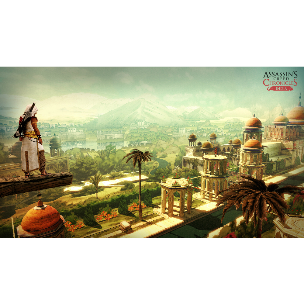 Joc Assassin's Creed Chronicles pentru XBOX ONE