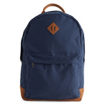 Rucsac INEXTENSO material mixt panza canvas