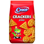 Croco Crackers cu pizza 100g