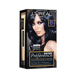 Vopsea de par permanenta L'Oreal Preference P12 Black Night