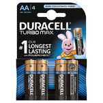 Baterie Duracell Turbo Max AAK4