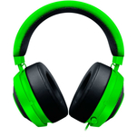 Casti gaming over the ear Razer Kraken Pro 2 Oval Green cu cablu panzat Kevlar