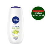 Gel de dus Care & Starfruit Nivea, 250 ml