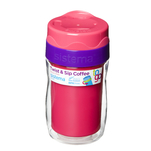 Cana din plastic Sistema Twist N Sip To Go 315ml
