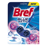 Odorizant wc Bref blue fresh flowers, 50g