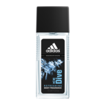 Apa de toaleta Adidas Ice Dive, 75 ml