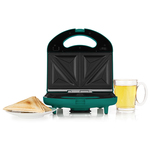 Sandwich maker 3 in 1  Qilive, culoare verde