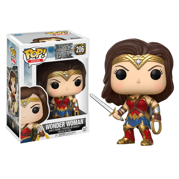 Figurina Funko Wonder Woman