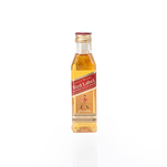 Scotch Whisky Johnnie Walker, Red Label 0.05 l