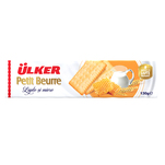 Biscuiti Ulker Petit Beurre cu lapte si miere 130 g x 24