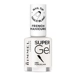 Lac de unghii Super Gel French Manicure, 090 Porcelain, 12 ml