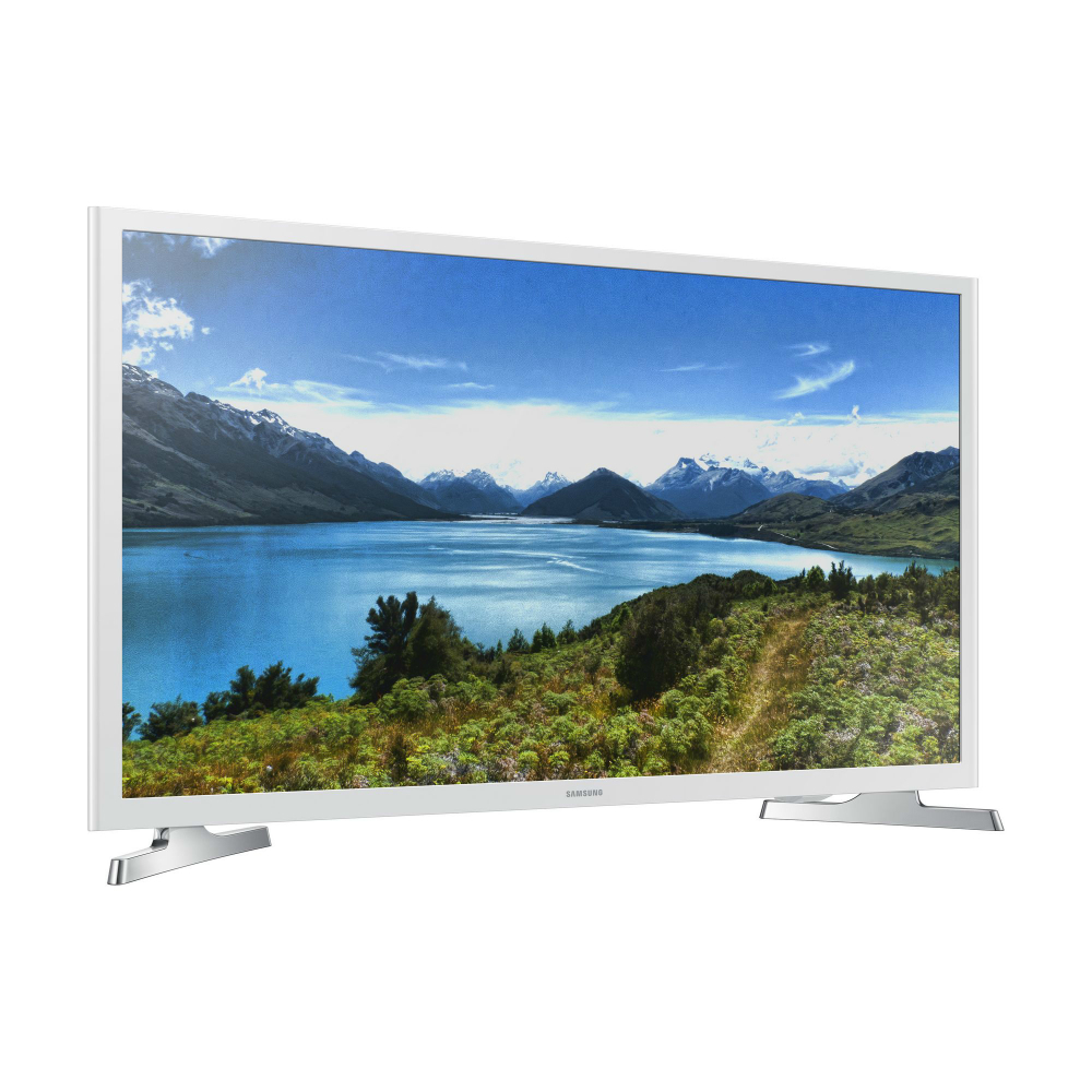 samsung ue32j4510aw tv led hd ready 80cm 32 wi fi 2 hdmi usb auchan online. Black Bedroom Furniture Sets. Home Design Ideas
