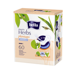 Absorbante Bella Herbs Panty sensitive patlagina 60 bucati