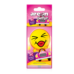 Odorizant auto Areon Smile Bubble Gum