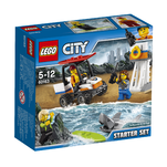 LEGO City Set Garda de coasta 60163