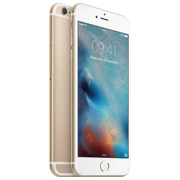 Telefon Apple iPhone 6s roz auriu 4G cu memorie de 16GB