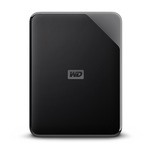 Hard disk extern portabil Western Digital Elements cu capacitate de 2TB