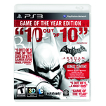 Joc Batman Arkham City Game of the year Edition pentru Playstation 3