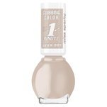 Lac de unghii Miss Sporty Clubbing Colours, 020 Creamy Beige, 7 ml