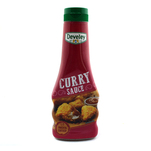 Sos Develey curry pet 250 ml