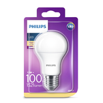 Bec LED Philips 100W A60 E27 WW 230V FR ND RF 1BC/6