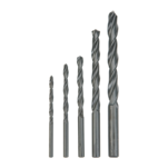 Set 5 burghie metal Top Tools 4 - 10 mm