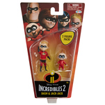 Figurine The Incredibles 2 - Dash si Jack-Jack 10 cm