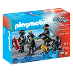 Set Playmobil City Action Tactical Police Unit - Echipa SWAT