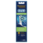 Set 2 rezerve Oral-B EB50 CrossAction Braun pentru periute electrice
