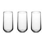 Set 3 pahare Pasabahce Allegra long drink 470ml