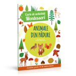 Montessori - Animale din padure